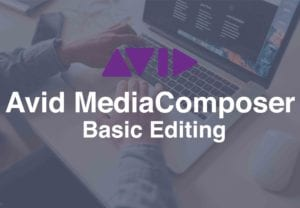 dveas__Avid MediaComposer – Basic Editing