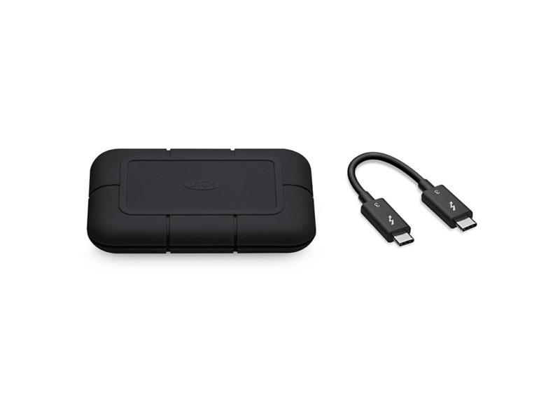 dveas-LaCie Rugged SSD Pro Thunderbolt 3
